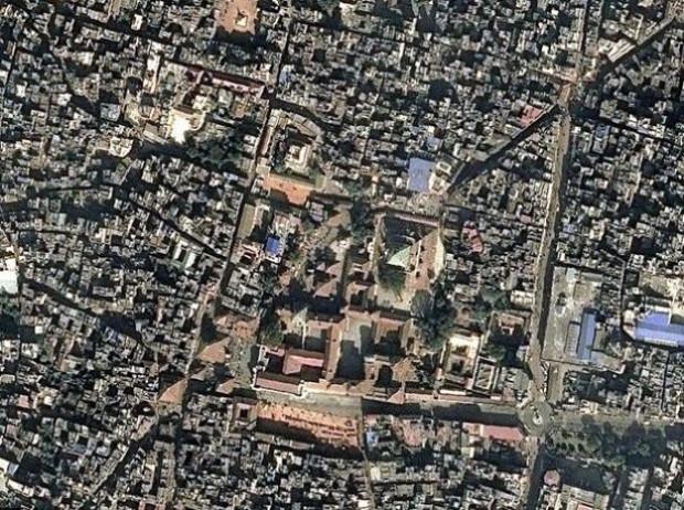 Google Earth Depremin etkisini böyle görüntüledi - Page 2