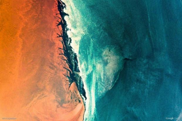 Google Earth`e bazen öyle görüntüler yansıyor ki - Page 2