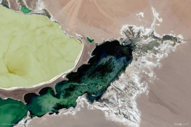 Google Earth`e bazen öyle görüntüler yansıyor ki - Page 3
