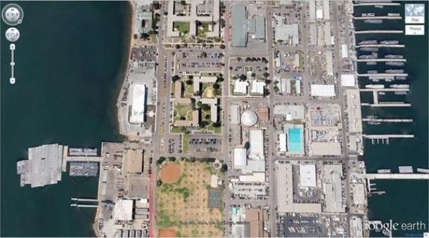 Google Earth'e yakalanan sıra dışı görüntüler - Page 1
