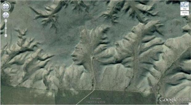 Google Earth'e yakalanan sıra dışı görüntüler - Page 2