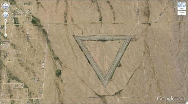 Google Earth'e yakalanan sıra dışı görüntüler - Page 3