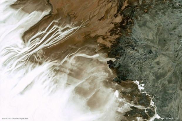 Google Earth'e yansıyan sıradışı görüntüler - Page 3