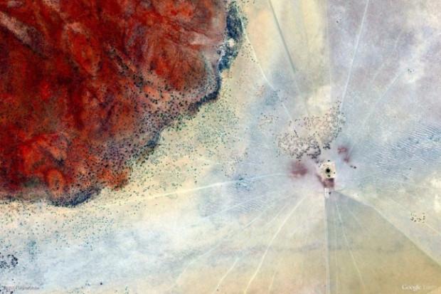 Google Earth'e yansıyan sıradışı görüntüler - Page 4