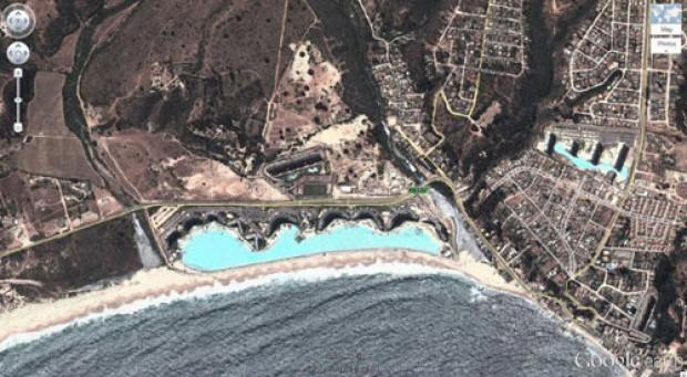 Google Earth'e yansıyan sıradışı uydu fotoğrafları - Page 1