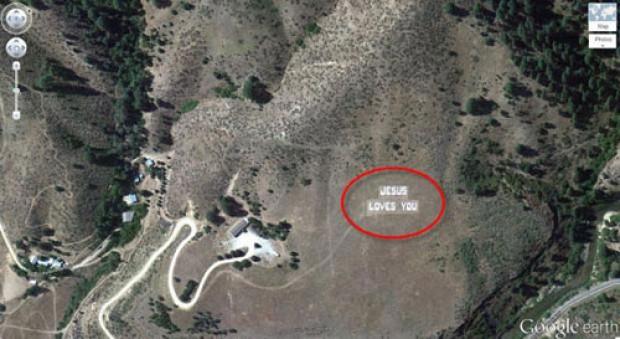 Google Earth'e yansıyan sıradışı uydu fotoğrafları - Page 2