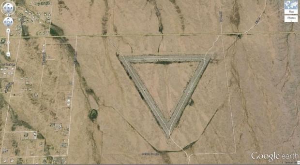 Google Earth'te en ilginç yapılar! - Page 2