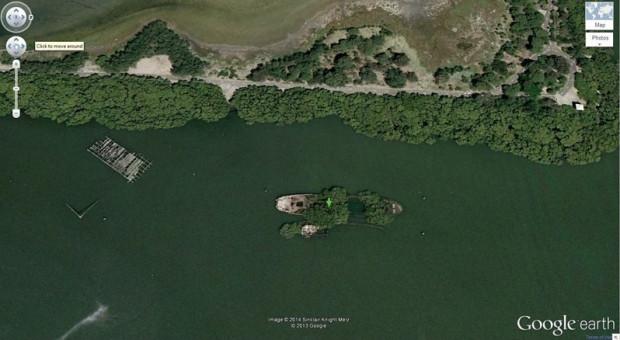 Google Earth'te en ilginç yapılar! - Page 3