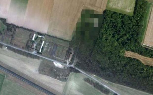 Google Earth'te görünmez olan sır bölgeler - Page 1