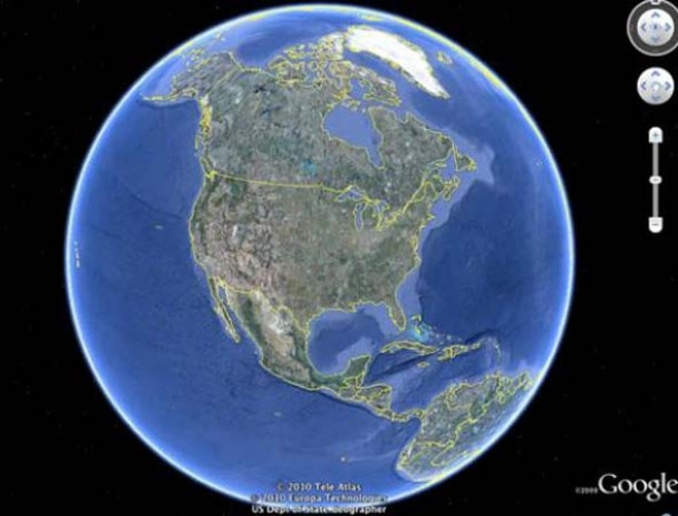 Google Earth'te görünmez olan sır bölgeler - Page 2