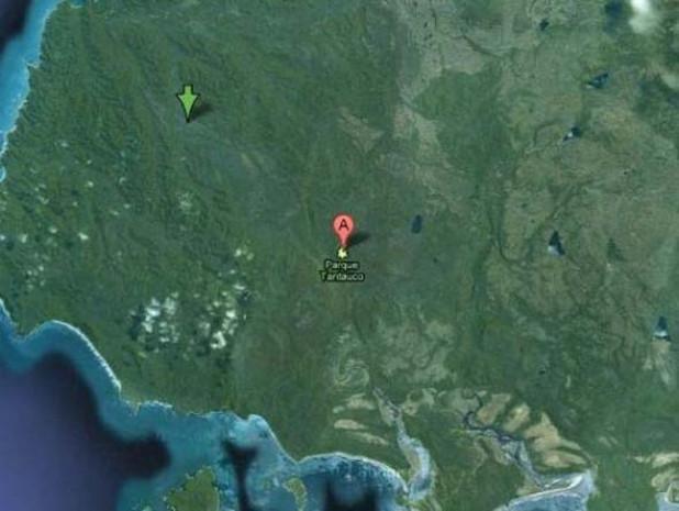 Google Earth'te görünmez olan sır bölgeler - Page 3