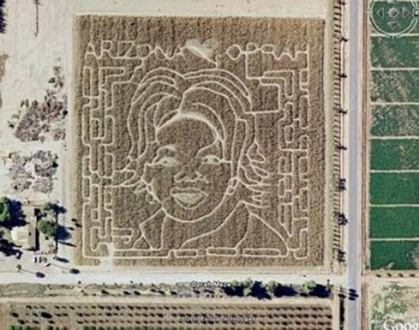 Google Earth'den en ilginç görüntüler - Page 2