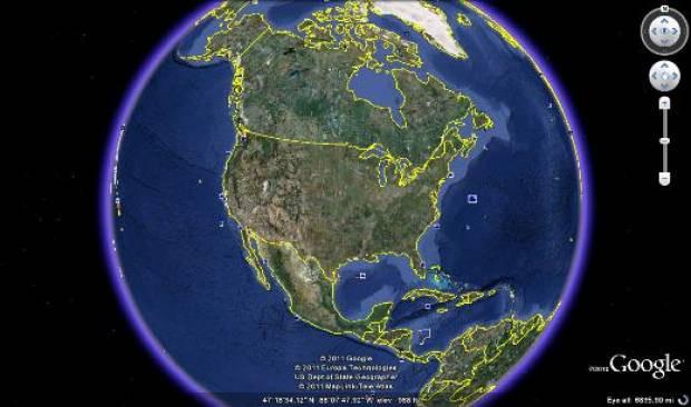 Google Earth'den en ilginç görüntüler - Page 3