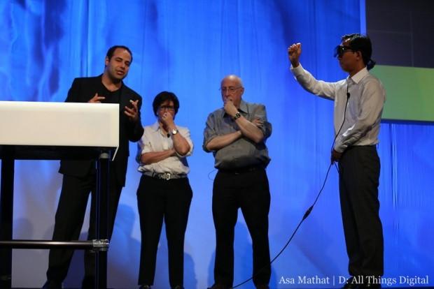 Google Glass'a dişli rakip,Atheer One! - Page 4