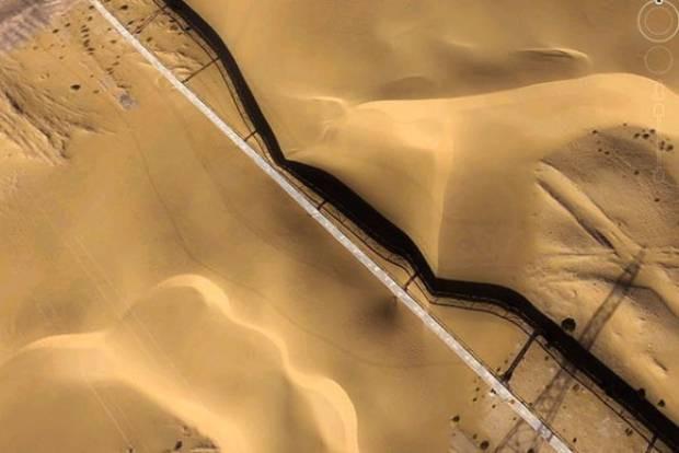 Google Maps'den ilginç kareler! - Page 4