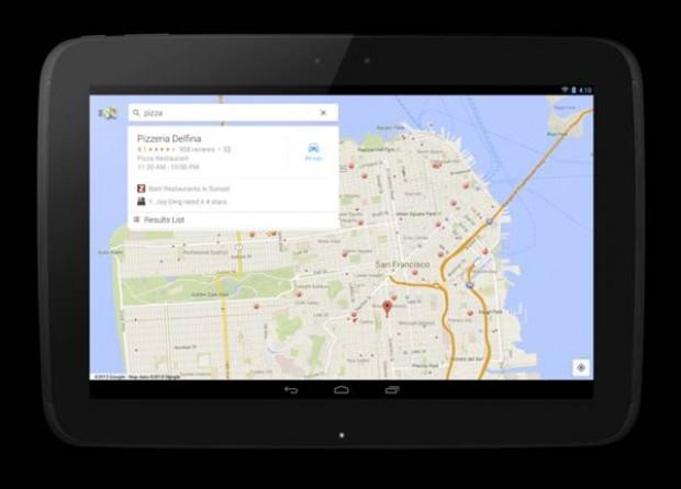 Google Maps'in yepyeni arayüzü - Page 1