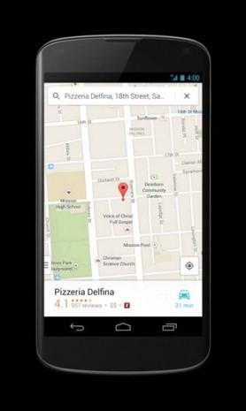 Google Maps'in yepyeni arayüzü - Page 3