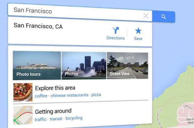 Google Maps'de yapılan değişiklikler - Page 1