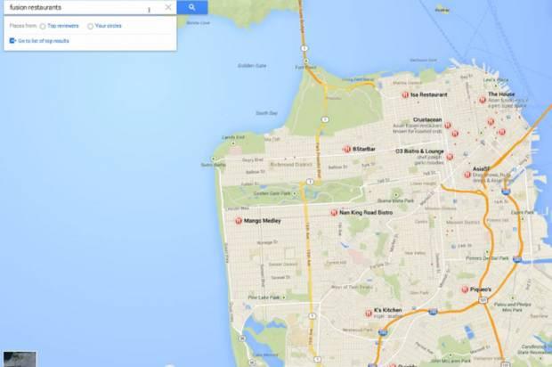 Google Maps'de yapılan değişiklikler - Page 4