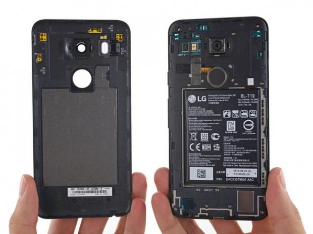 Google Nexus 5X parçalarına ayrıldı - Page 2