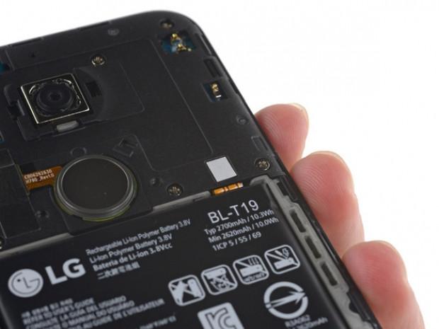 Google Nexus 5X parçalarına ayrıldı - Page 3