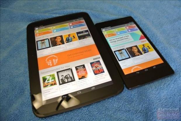 Google Nexus 7'nin ilk görüntüleri - Page 4