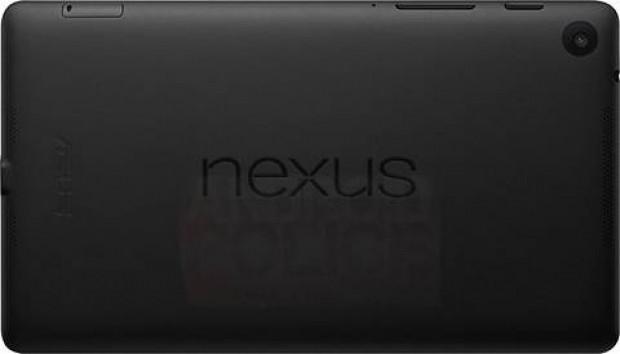 Google Nexus 7'nin tüm basın görselleri - Page 1