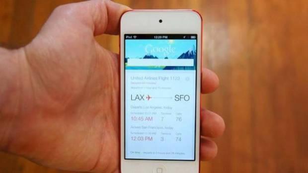Google Now iOS uygulaması ekran görüntüleri - Page 2