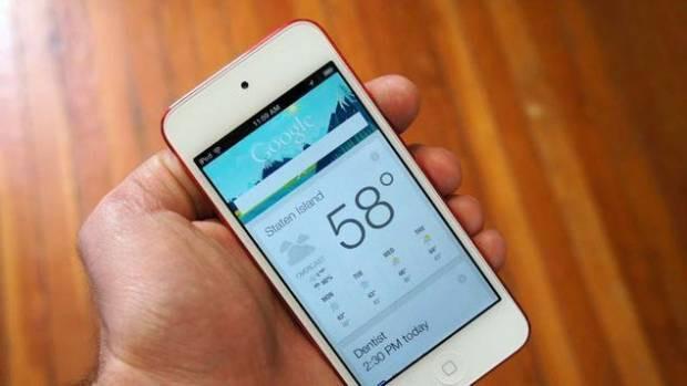 Google Now iOS uygulaması ekran görüntüleri - Page 3