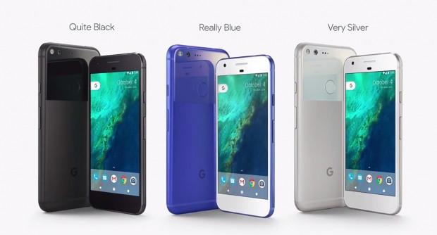 Google Piksel XL görüntüleri - Page 1