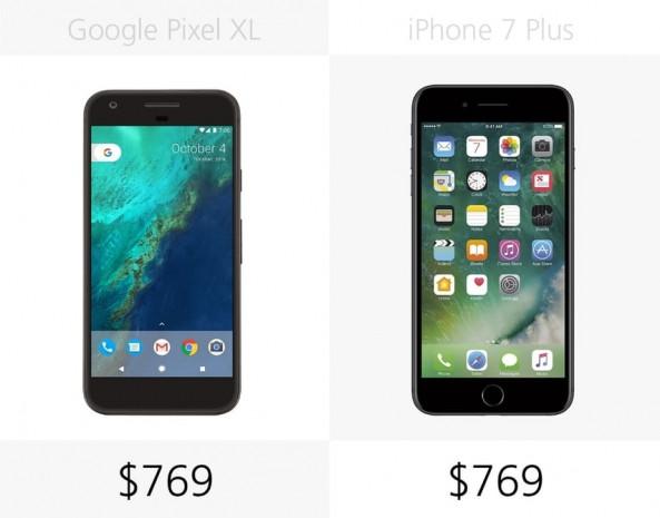 Google Pixel XL ve iPhone 7 Plus karşılaştırma - Page 1