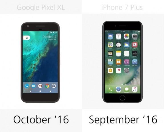 Google Pixel XL ve iPhone 7 Plus karşılaştırma - Page 2