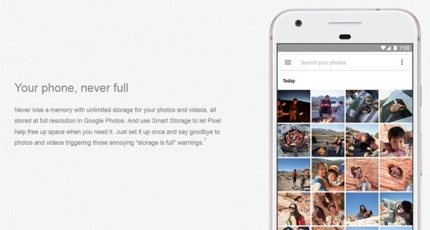 Google Piksel XL ve Pixel'in resmi görüntüleri - Page 3