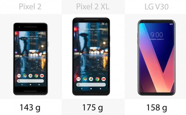 Google Pixel 2 ve 2 XL ve LG V30 karşı karşıya - Page 1