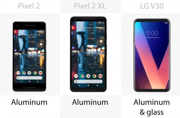 Google Pixel 2 ve 2 XL ve LG V30 karşı karşıya - Page 3