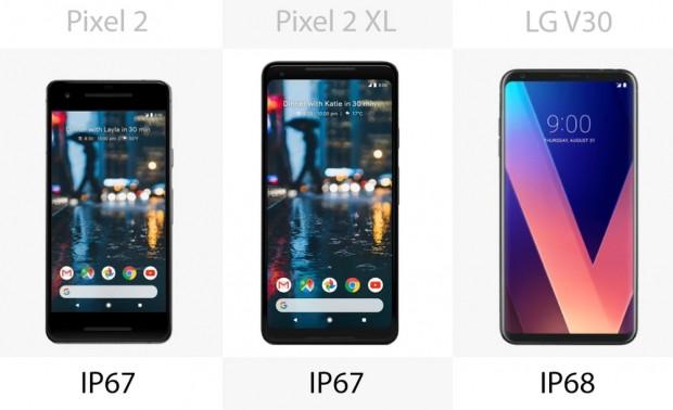 Google Pixel 2 ve 2 XL ve LG V30 karşı karşıya - Page 4