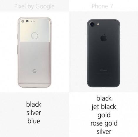Google Pixel ve iPhone 7 karşılaştırma - Page 4