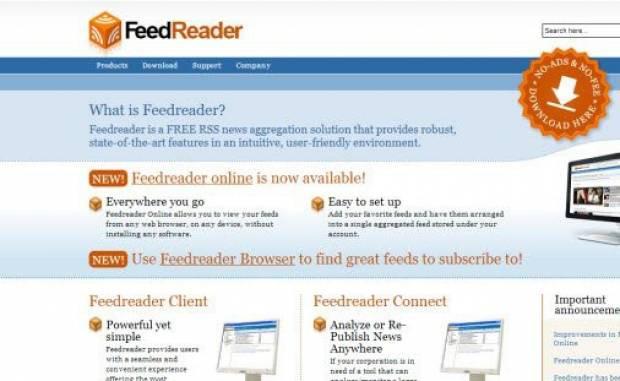 Google Reader kapanıyor işte alternatifler - Page 4