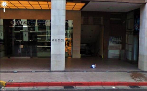 Google Street View'dan Saçma Anlar - 4 Eylül - Page 4