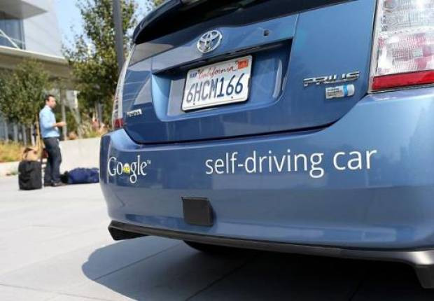 Google'dan sürücüsüz otomobil - Page 1
