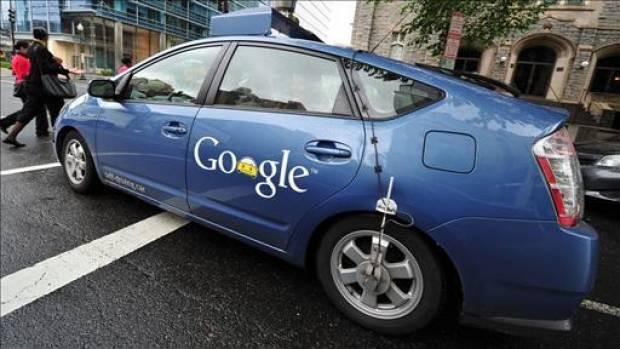 Google'dan sürücüsüz otomobil - Page 3