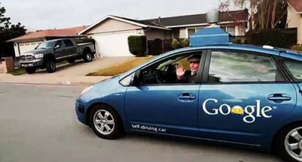 Google'dan sürücüsüz otomobil - Page 4