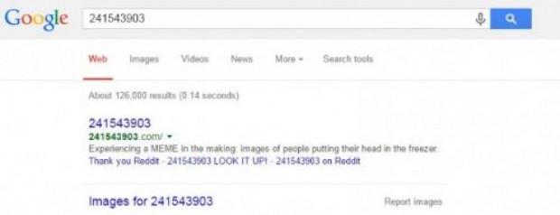 Google'a bunları yazın ve olacakları görün - Page 1