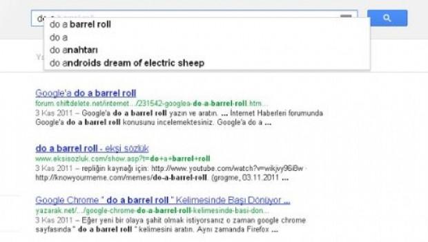 Google'a bunları yazın ve olacakları görün - Page 4