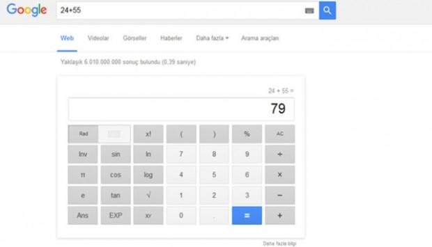 Google'da bakın neler yapılacağını biliyor musunuz? - Page 1