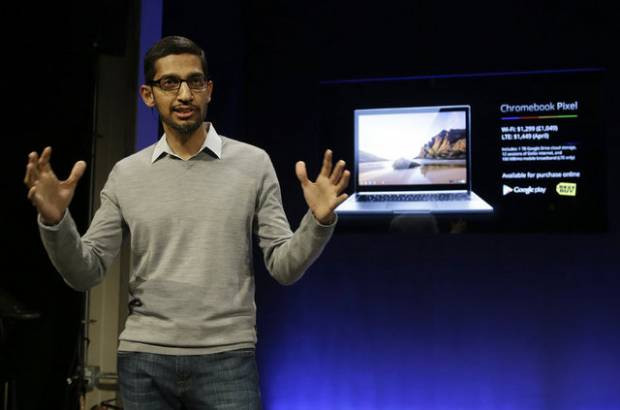 Google'dan Macbook'a rakip:Chromebook Pixel - Page 1