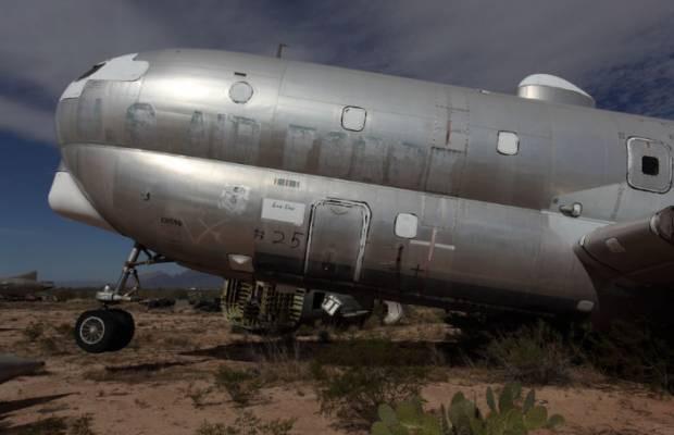 Googledan uçak mezarlığına bakış - Page 1