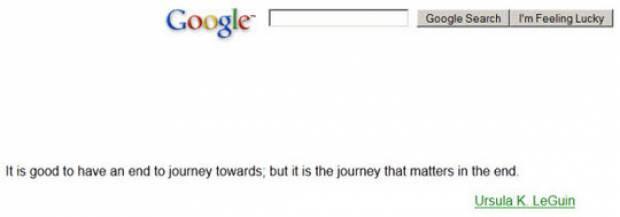 Google'ın 12 farklı arayüzü! - Page 4
