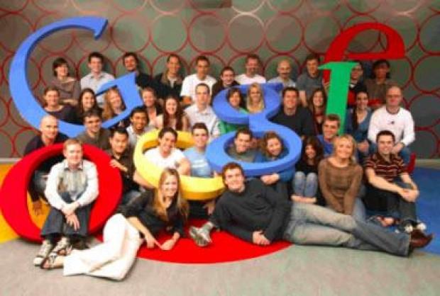 Google'ın aile sırları! - Page 2