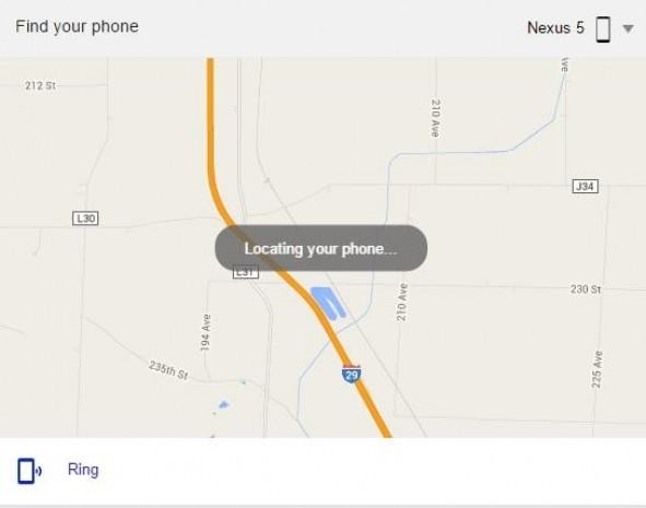 Google'ın arama motoru kayıp Android telefonları bulacak! - Page 2